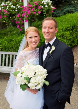 Allysan and Alexander were married at Oglebay Resort in Wheeling, W.Va., on July 9, 2016.