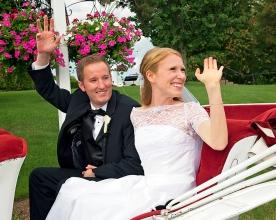 West Virginia wedding photography - Allysan and Alexander were married at Oglebay Resort in Wheeling, W.Va., on July 9, 2016.
