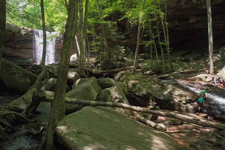Ohiopyle_Cucumber Falls_5687